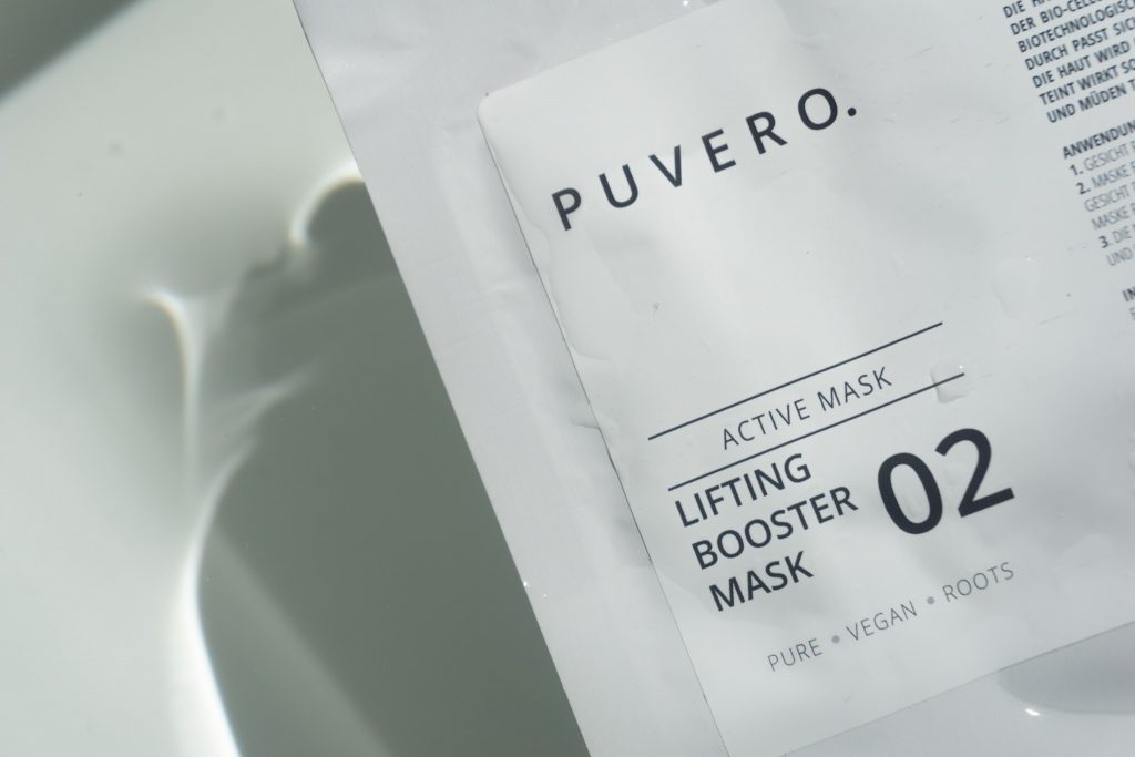 Lifting Booster Mask Puvero