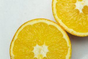 Foto Orange Vitamin C